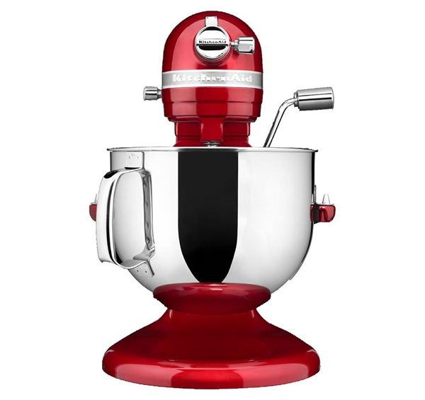 Kitchenaid 7 Quart Pro Line Stand Mixer Candy Apple Red