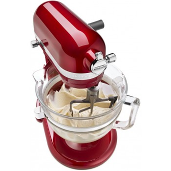 Kitchenaid 6 Quart Professional 6500 Stand Mixer Glass