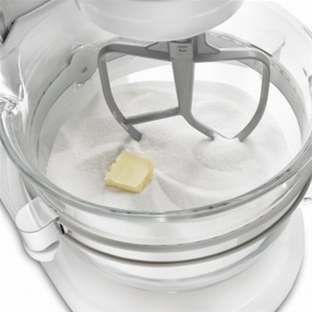 Kitchenaid 6 Quart Professional 6500 Stand Mixer Glass