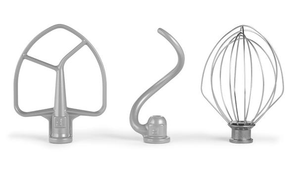 Kitchenaid 6 Quart Stand Mixer Design Series Glass Bowl