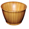 "Bamboo 12"" Flared BowlClick to Change Image"