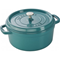 Staub 4QT Round Dutch Oven - Turquoise - Limited Edition Click to Change Image
