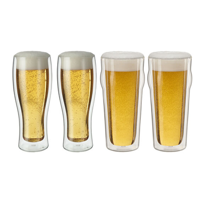 Zwilling Sorrento Plus Double Wall Beer Glass Set (Limited Edition)