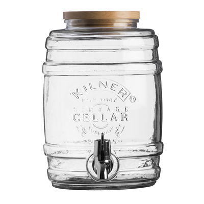 sc 1 st  Cookshop Plus & Kilner Barrel Drink Dispenser