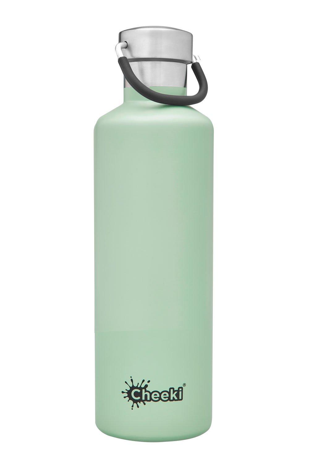 Pistachio 600ml Cheeki Insulated Stainless Steel Bottle