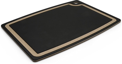 Epicurean Gourmet Series Cutting Board - 17.5-Inch by 13-Inch, Slate/Natural