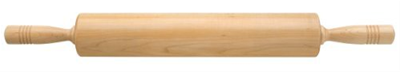 "Fletchers Mill Classic 15"" Maple Rolling Pin"