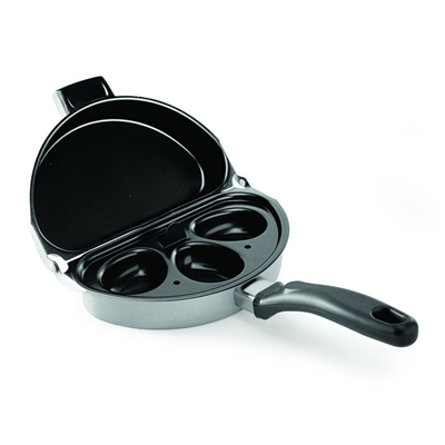 Nordic Ware Egg Poacher & Omelet Folding Pan
