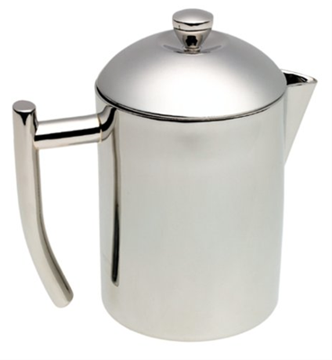 Frieling Stainless Steel Insulated Double Wall 20 Oz. Tea Pot