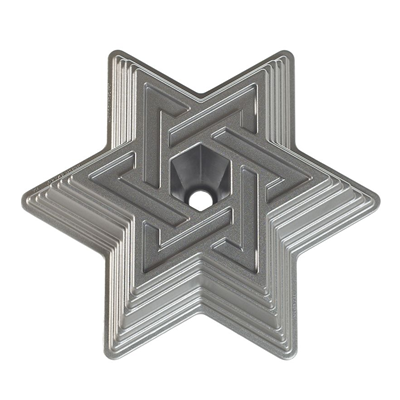 Nordic ware Star Of David Pan
