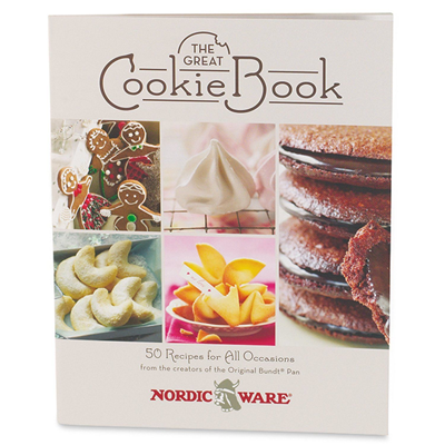 Nordic Ware The Great Cookie Book