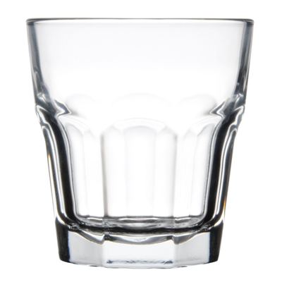 Libbey Gibraltar Double Rocks Glass