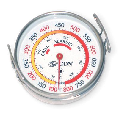 Pro-Accurate Grill Surface Thermometer