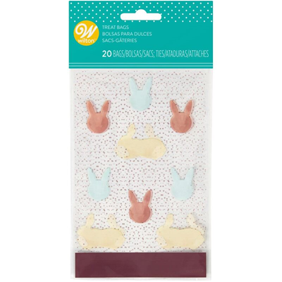 Happy Easter Mini Treat Bags