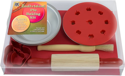 Individual Apple Pie Baking Set
