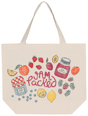 Now Designs Lets Jam Tote Bag