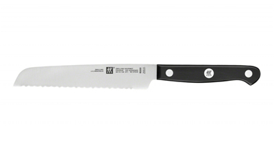 "Zwilling Gourmet Z15  5"" Serrated Prep Knife"