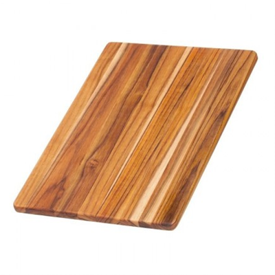 TeakHaus by Proteak Edge Grain Cutting / Serving Board (Rectangle)