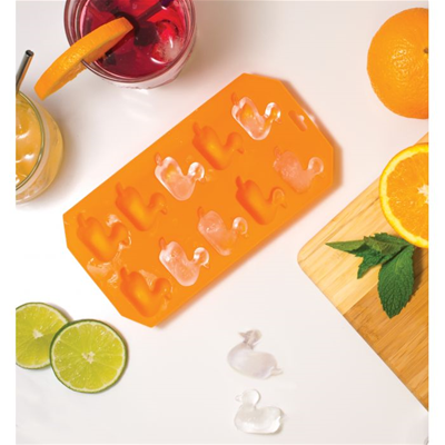 Silicone Duck Ice Cube Tray