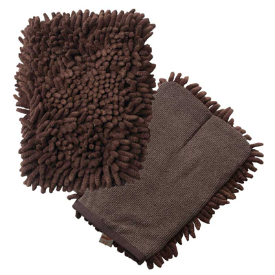 e-Cloth Pets Cleaning & Bathing Mitt