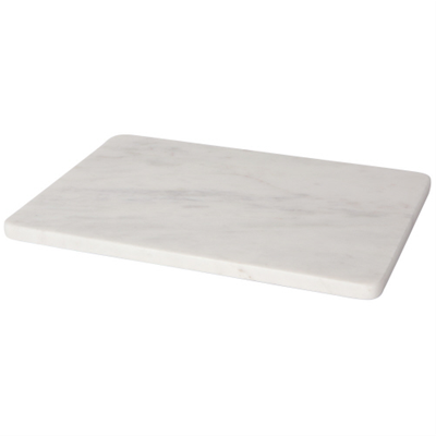 Marble Serving Board - White