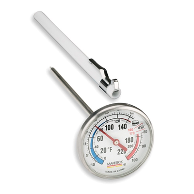 Maverick Redi-Chek Large Dial Professional Instant Read Thermometer