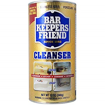 Bar Keepers Friend All-Purpose Cleaner & Polish - 12 oz