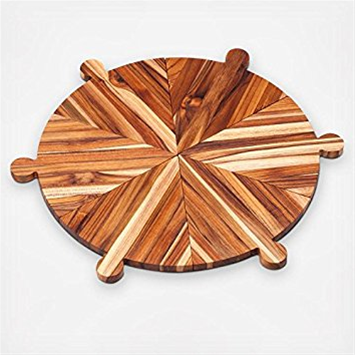 TeakHaus Specialty Antipasto Serving Board