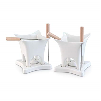 Swissmar Harmony Chocolate Fondue / Butter Warmer Set