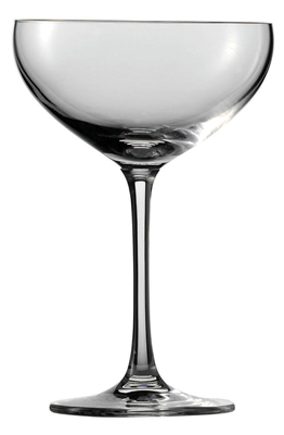 Coupe Champagne Saucer