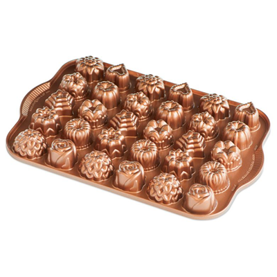 Nordic Ware Bundt Tea Cakes and Candies Pan