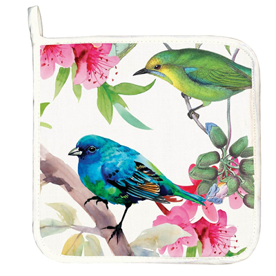 Michel Design Works Bird Song Potholder