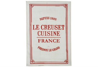CUISINE TOWEL-CHERRY 29.5