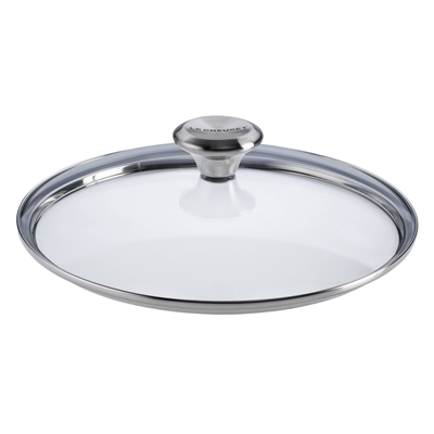 "Le Creuset Signature 9.5"" Glass Lid"