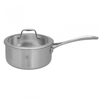Spirit 3-ply -qt Stainless Steel Saucepan