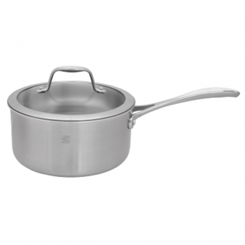 ZWILLING Spirit 3-ply 4-qt Stainless Steel Saucepan with Lid
