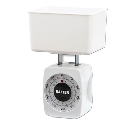 Salter Diet Mechanical Scale - White