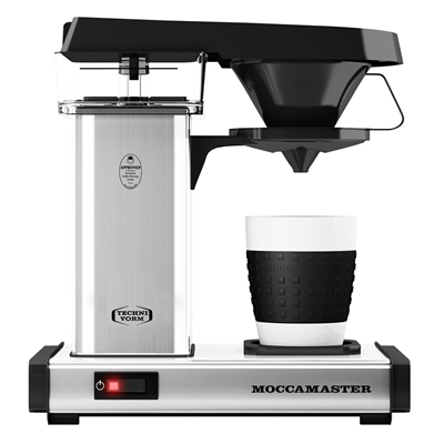 TechniVorm Moccamaster Cup-One - Polished Silver