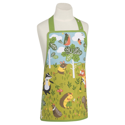 Now Designs Kids Apron - Critter Capers, now designs