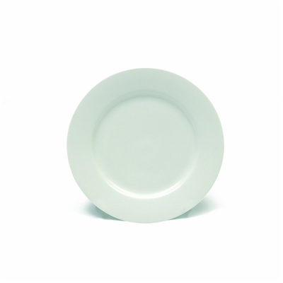 White Basics Side Plate 7.5in