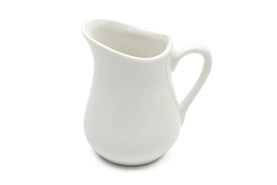 White Basics Milk Jug 3.7oz