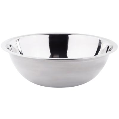 Winco Stainless Steel Mixing Bowl 5 qt