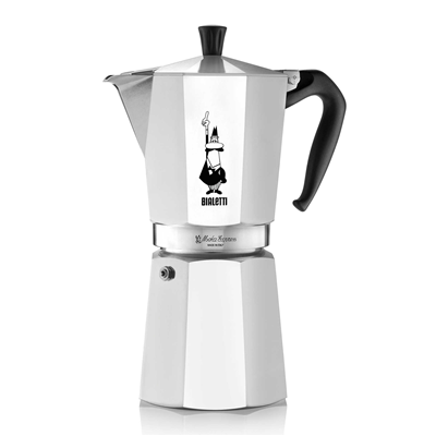 Bialetti Moka Expresso Coffee Maker 12 Cup
