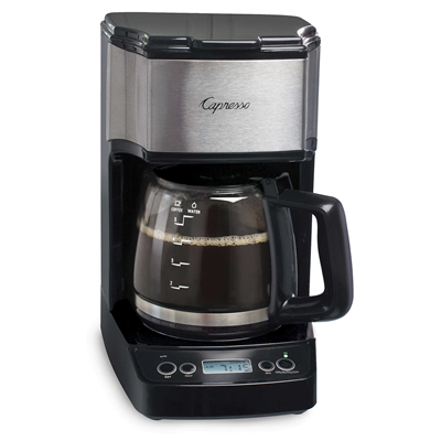 Capresso 5 Cup Mini Drip Coffee Maker