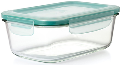 OXO Good Grips 8 Cup Glass Rectangle Food Storage Container