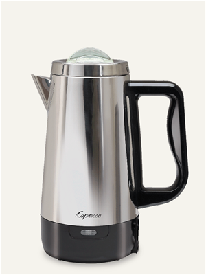 Capresso 8 Cup Perk Electric Coffee Perculator