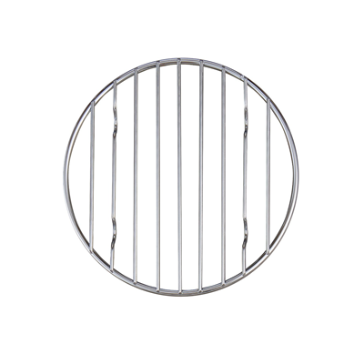 Mrs. Anderson's Baking Professional Round Baking and Cooling Rack - 9.25-Inches