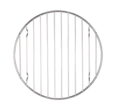 Mrs. Anderson's Baking Professional Round Baking and Cooling Rack - 6-Inches