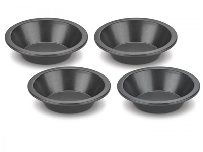 cuisinart Mini Round Pie Pans - Set of 4