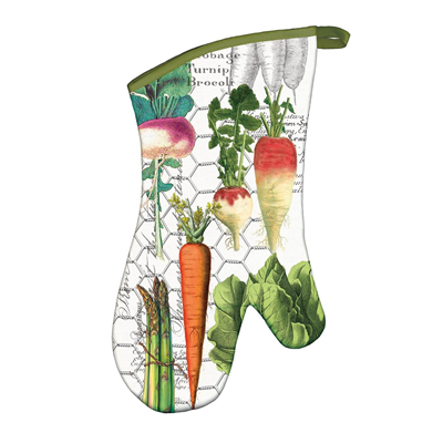 MDW Oven Mitt Vegetable Kingdom